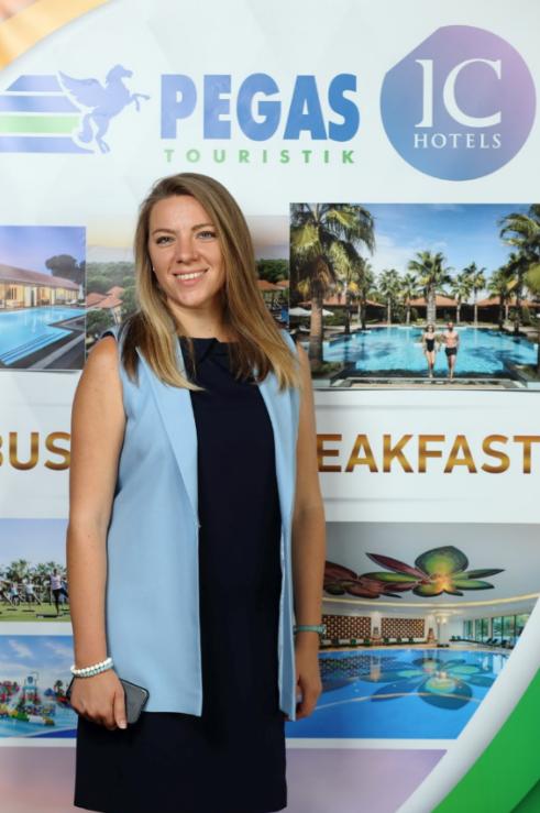 Бизнес-завтрак совместно с IC Hotels