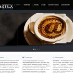 Разработка и поддержка WEB-сайта MARTEX