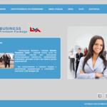 Разработка и поддержка WEB-сайта для BUSINESS PREMIUM PACKAGE