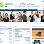 Разработка и поддержка WEB-сайта для VRI Ukraine