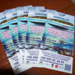 Amphibian — флаера Diving tours