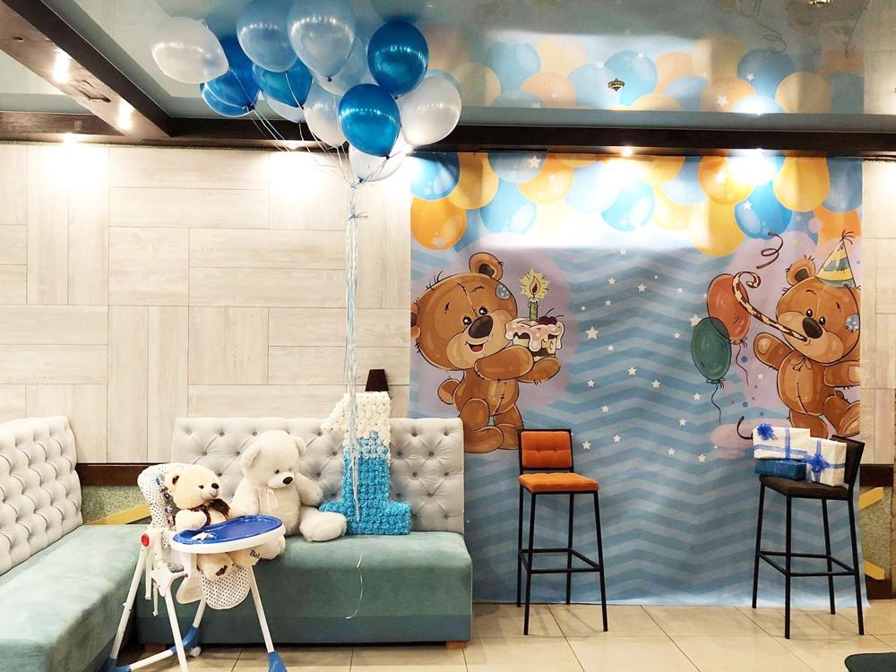 Разработка макета баннера для Friends & Family cafe МУСТАНГ