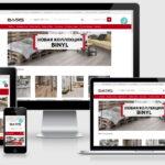 Изменение дизайна и техническая поддержка basispro.com.ua