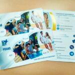 Туристические конверты, конверты под документы PEGAS Touristik