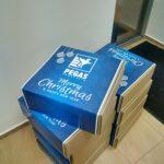 Shubers for boxes PEGAS Touristik